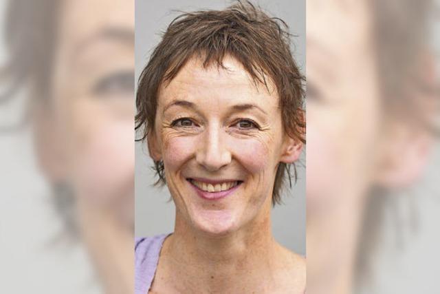 Inga Siebel alias Clownin Luise in Schluchsee