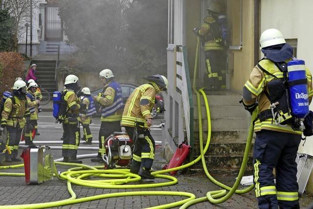 Brandstifter schuldunfähig