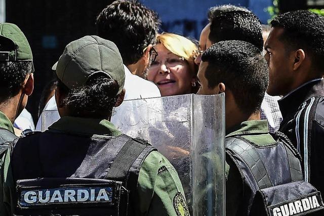 Venezuela auf dem Weg in die Diktatur