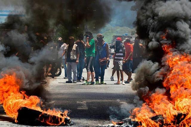 Maduro verbreitet Angst in Venezuela