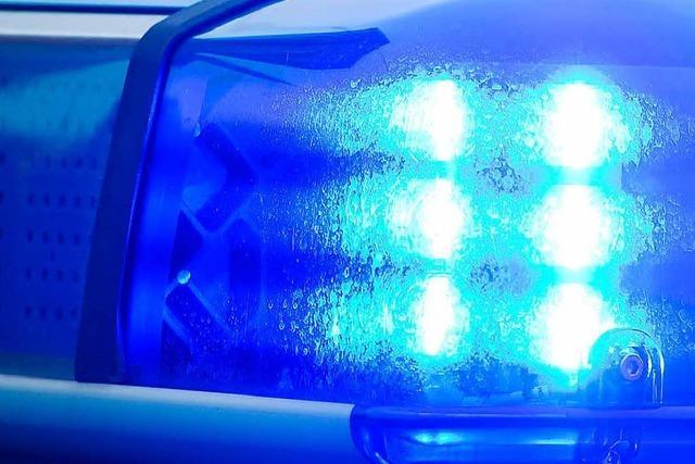70-Jähriger gibt nach Unfall Führerschein ab