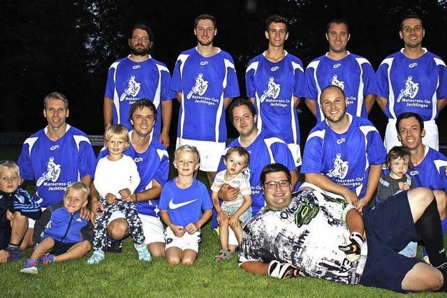Ein Fußballfest für Jung und Alt