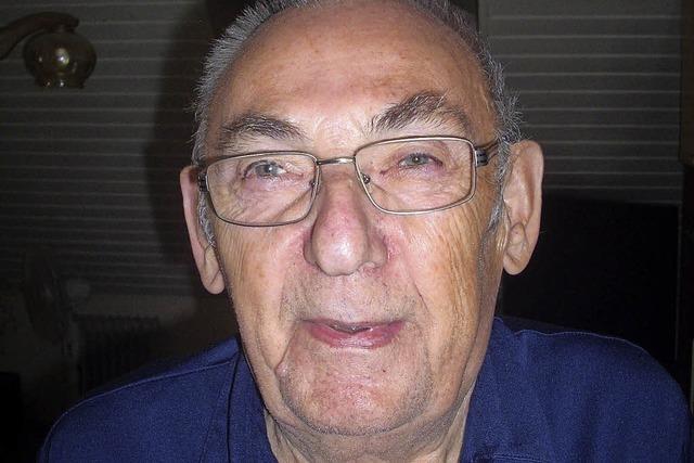 Horst Griesbach wird 80