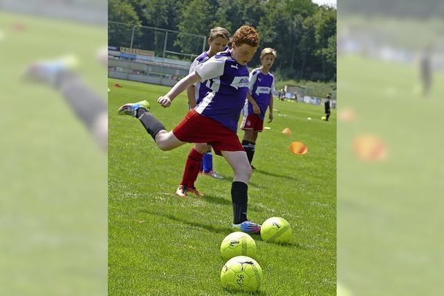 Auf den Spuren von Lionel Messi