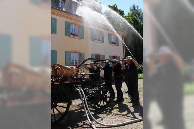 Lebendige Lösch-Geschichte
