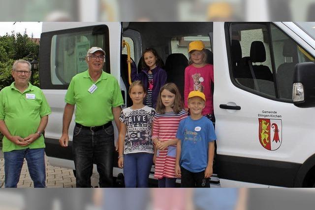 Ein Bürgerbus für alle Fälle