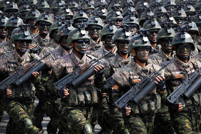 Nordkorea droht den USA mit Vergeltung