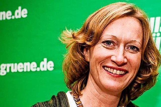 Kerstin Andreae über den Weg zur rot-grünen Regierung