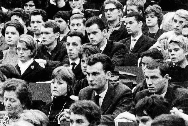 Wie Studenten den Wahlkampf Willy Brandts prägten