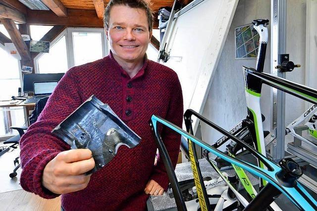Karbon Valley: Freiburg ist ein Fahrrad-Hightech-Zentrum