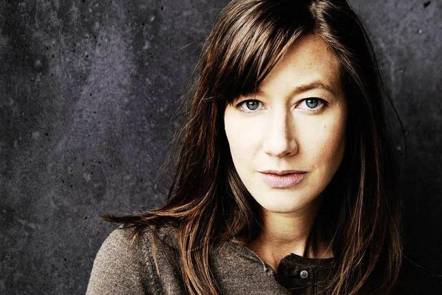 Schauspielerin Johanna Wokalek liest kubanische Literatur in Freiburg