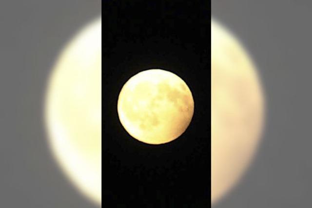 Ein Stück vom Mond