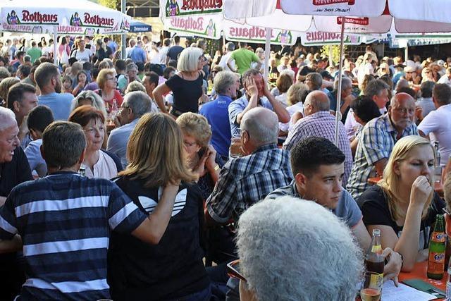 Weinfest lockt 12 000 Gäste