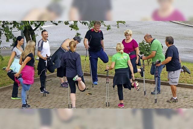 Erster Gesundheitstag in Kippenheim