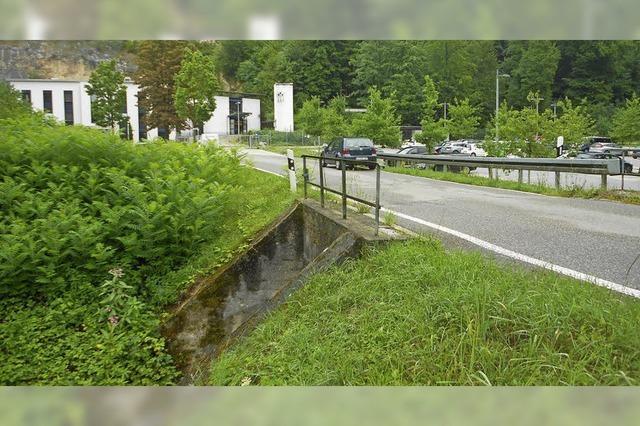 Brückenbau erst nächstes Frühjahr