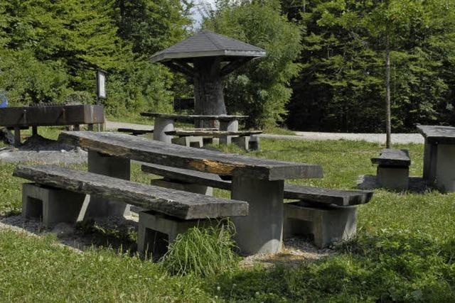 Der Nollinger Spielplatz Lebküchle ist eine gut durchdachte Freizeit-Oase