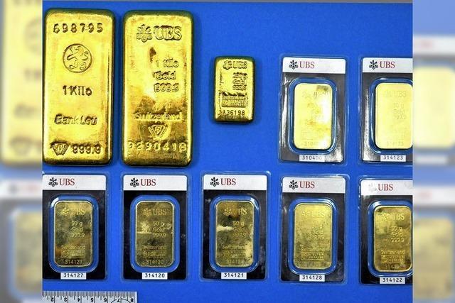 Streit um Klingnauer Goldfund