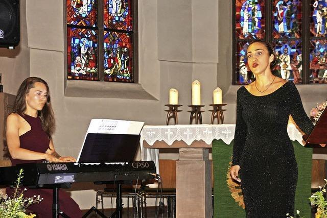 Von Bach über die Romantik bis hin zum Jazz