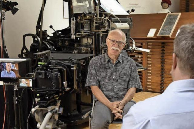 Amateurfilmer schildern ihre Erinnerungen zu historischen Aufnahmen in Freiburg