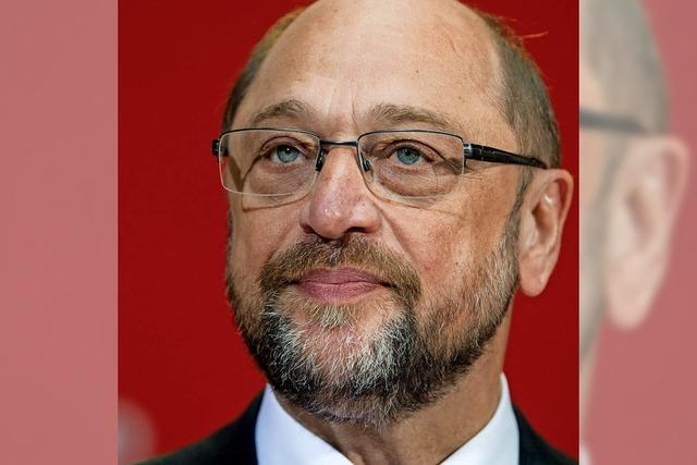 Martin Schulz glaubt weiter an seine Chance