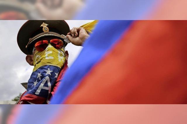 Das Regime in Venezuela foltert