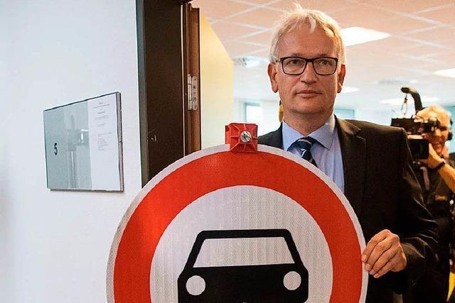 Warum sich Jürgen Resch mit der Autolobby anlegt