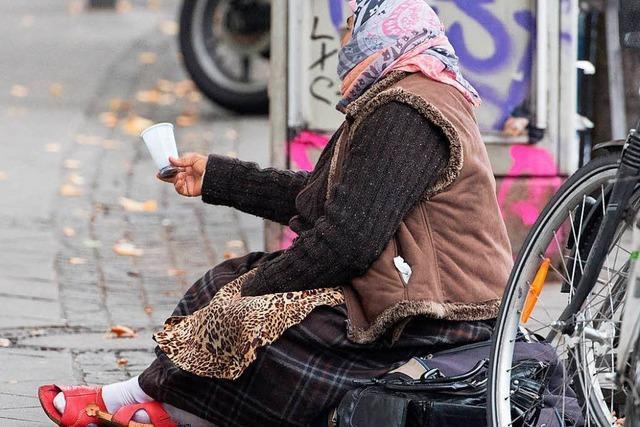 Aggressive Bettler am Hochrhein werden zunehmend zum Problem