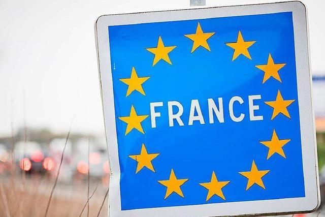 Nach Straßburg geht es nur noch mit Plakette