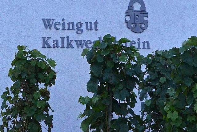 Neuer Kellermeister für das Weingut des Kalkwerks Istein