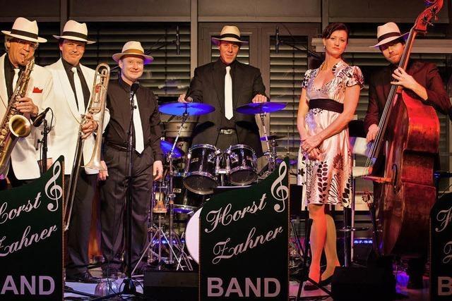 Horst-Zahner-Band rockt die Mooswaldbierstube
