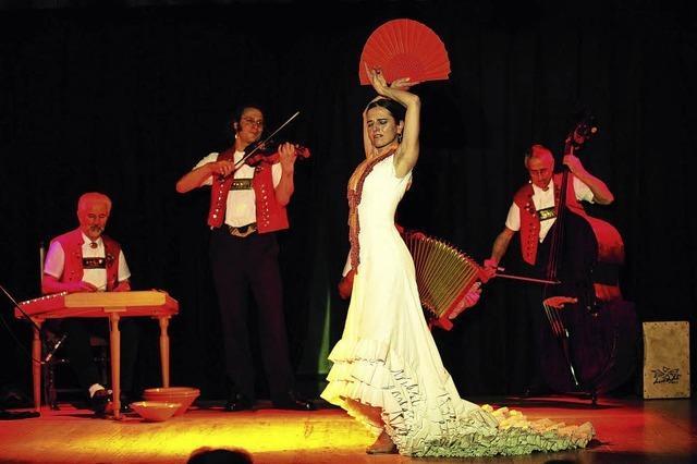 Bettina Castano und Alder Buebe treten im Rahmen der Laufenburger Kulturtage in der Stadthalle von Laufenburg/Schweiz auf