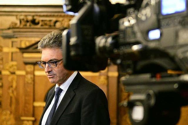 Geldstrafe für Verfasser von Hassmails gegen OB Dieter Salomon
