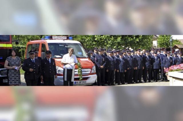 Ein Segen für Bremgartens Feuerwehr