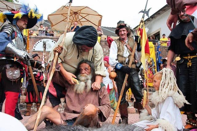 Das Mittelalter hält Einzug
