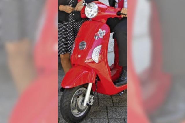 E-Roller für die Stadt
