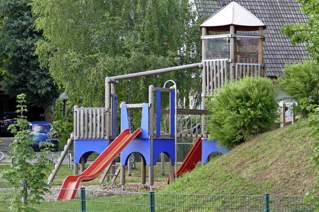 Geld für Spielplatz und Feuerwehrhaus beantragt