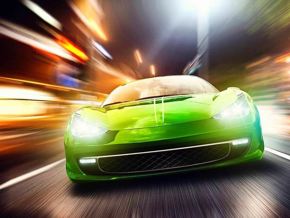 "Im ""The Fast and the Furious&#82...s es ein Tempolimit gibt. (Symbolbild)  | Foto: lassedesignen - Fotolia"