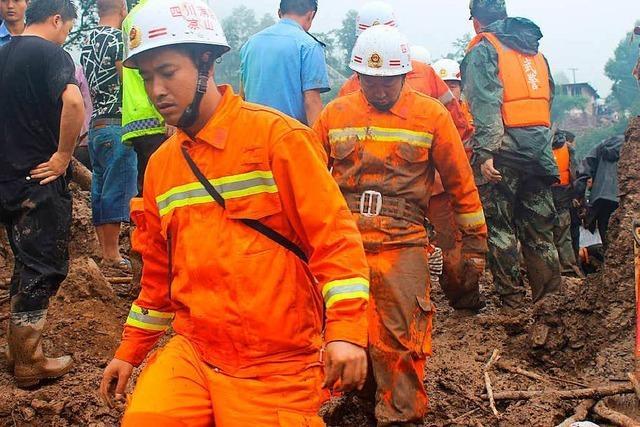 Betroffene fühlen sich nach Erdbeben im Stich gelassen