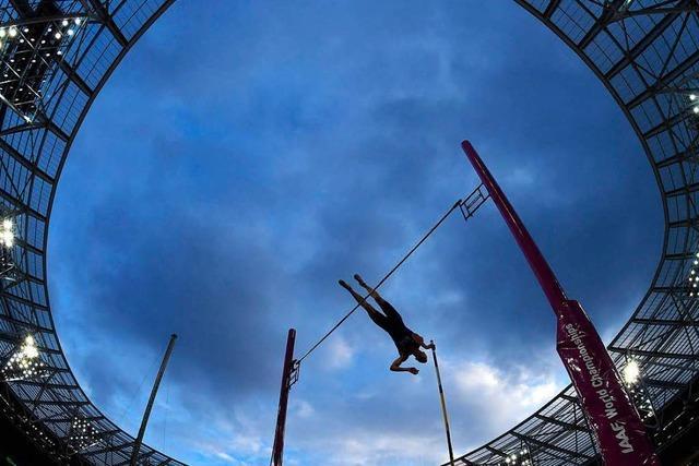 Deutschen Leichtathleten droht ein historischer Tiefpunkt