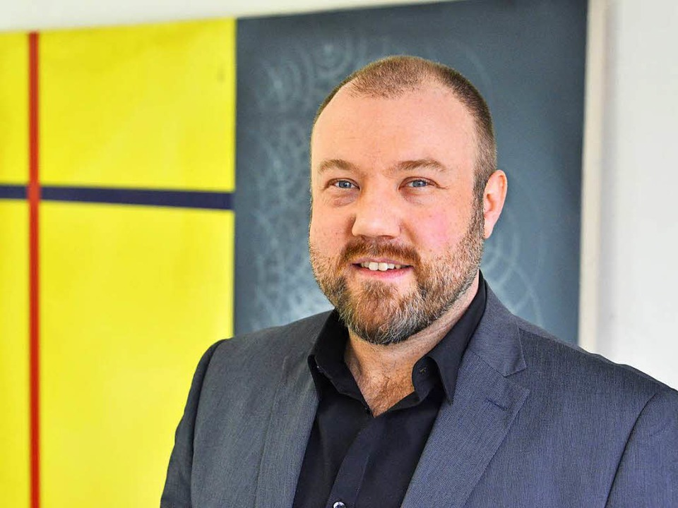 Timo Becker, Rektor der hKDM  | Foto: Michael Bamberger