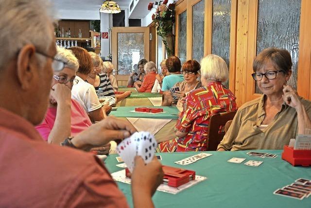 Stummes Spiel mit 52 Karten