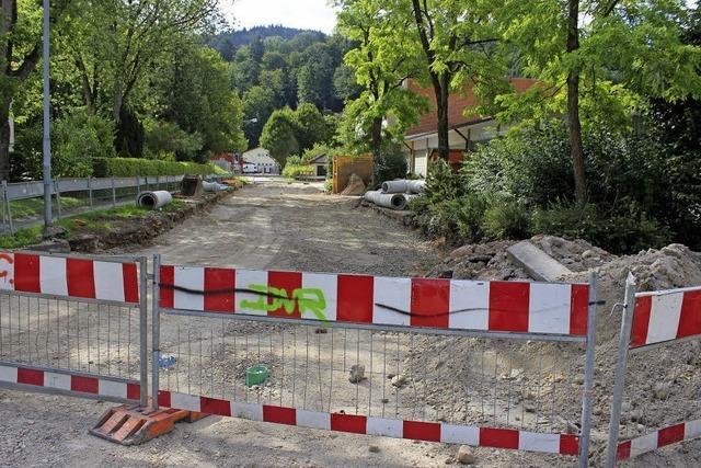 Wo man in Waldkirch durchfahren kann und wo nicht