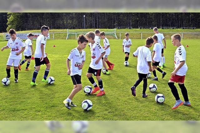 SC kommt zu den jungen Fußballfans