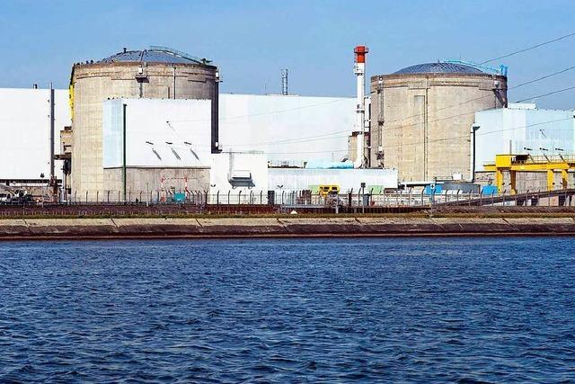 Neue Panne im französischen Atomkraftwerk Fessenheim