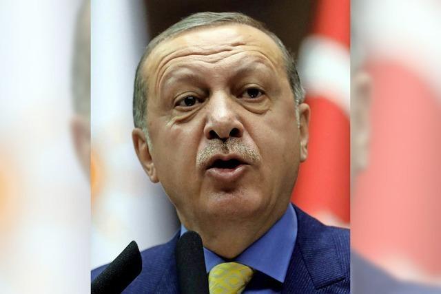 Die Türkei mauert sich ein