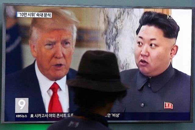 Nuklearwaffenexperte: Direkte Bedrohung der USA ist übertrieben
