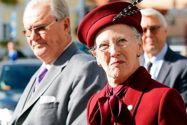 Der Ehestreit im dänischen Königshaus eskaliert