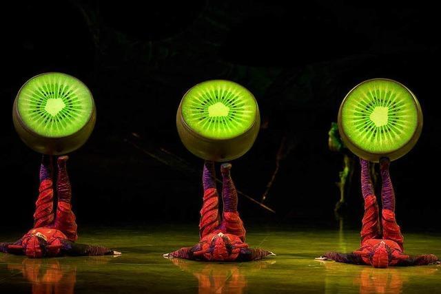 Cirque du Soleil kommt mit