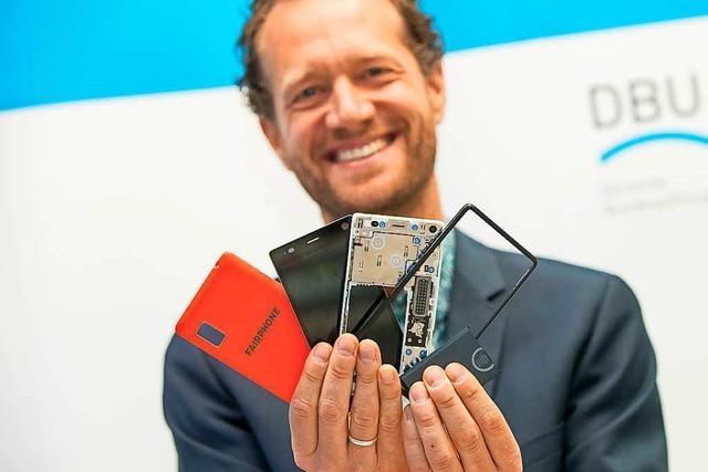 Für das Fairphone gibt es keine Ersatzteile mehr