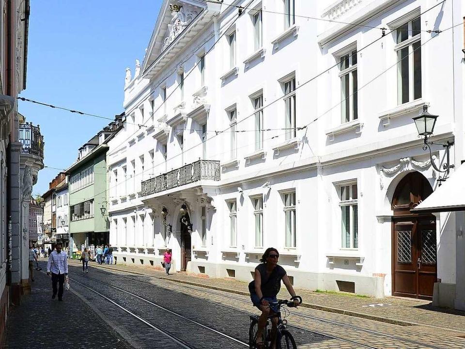 Der Mordfall Maria L. wird vom 5. Sept... der Salzstraße öffentlich verhandelt.  | Foto: Ingo Schneider